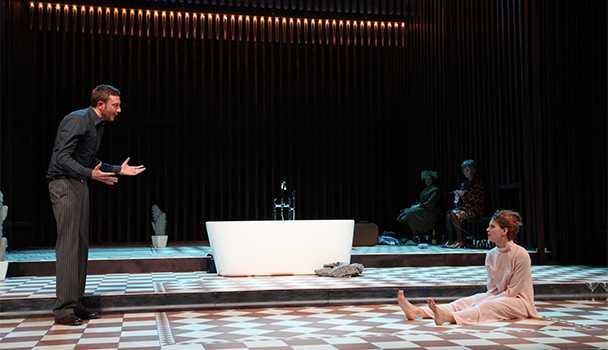 henrik ibsens hedda gabler and bertolt brechts Hedda gabler is henrik ibsen's masterpiece, possibly the greatest stage role ever written for an actress this funny, shocking and powerful play opens up the desperation and absurdity of trying to live as a thing that you are not.